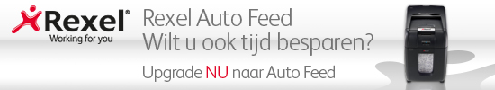 Shredder update naar autofeed